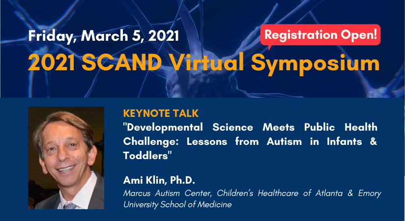 SCAND Spring 2021 Research Symposium